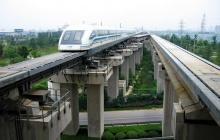 تکنولوژی پرواز قطارهای مغناطیسی مگلو چین