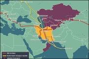 معرفی کریدورهای بینالمللی عبوری از ایران: کریدور شمال- جنوب؛ نقشآفرینی ایران در ترانزیت منطقه و جهان