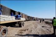 مدیرکل بازرگانی بینالملل راهآهن: صادرات سیمان از طریق راهآهن به آسیای مرکزی تسهیل شد