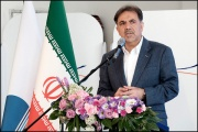 تاکید وزیر راه و شهرسازی برای اتصال ریلی فرودگاه امام/ راه آهن تهران-قم-اصفهان به فرودگاه آمد