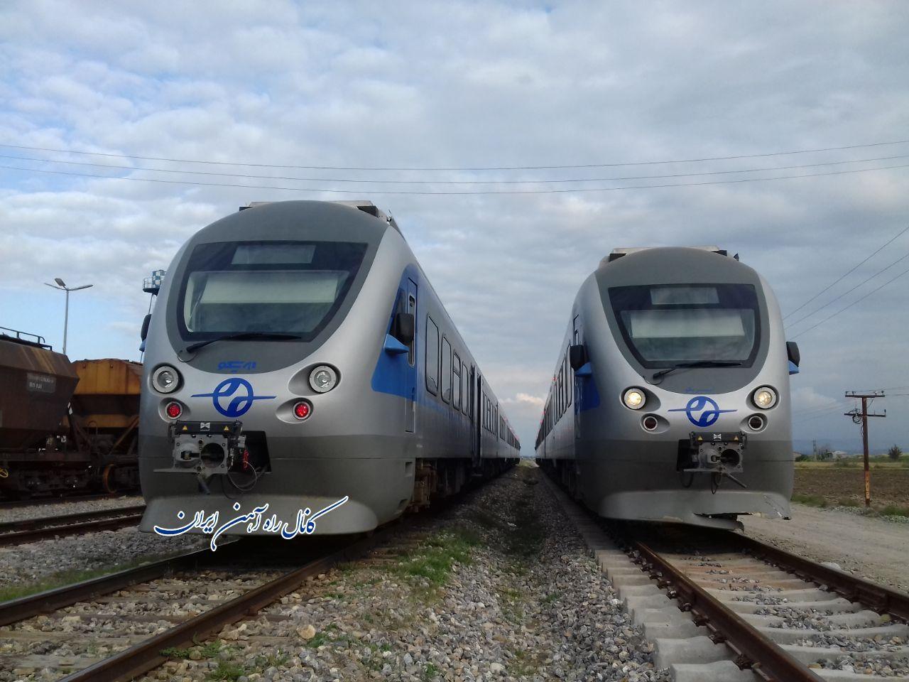 دستور مدیرکل راه آهن شرق پس از پیام همشهریان مربوط به گرم بودن سالن های قطار محلی طبس – مشهد