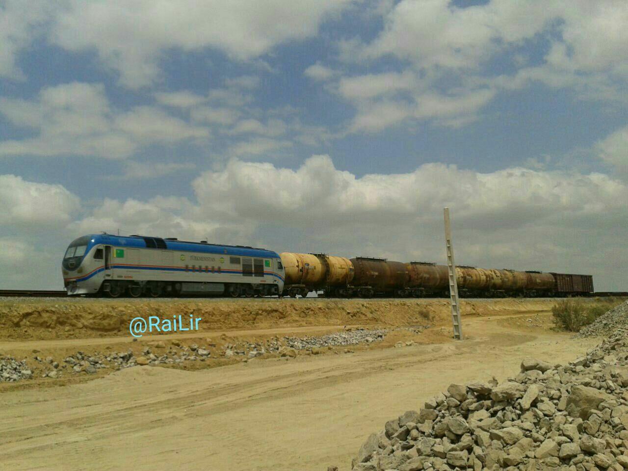 3 مزیت انتقال کالا از راهآهن اینچهبرون نسبت به مسیر دریایی