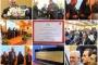 دیپلم افتخار سیزدهمین جشنواره ملی انتشارات روابط عمومی کشور به مدیرکل روابط عمومی راه آهن اعطا شد.