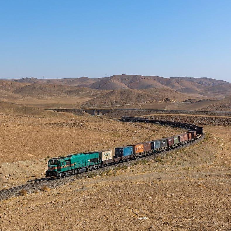 عملکرد اداره کل راه آهن هرمزگان در چهارماهه سال۹۷