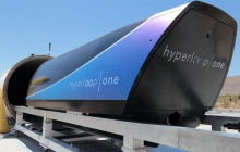 محققان واگن هایپرلوپ جدیدی ساختند که با سرعت ۲۸۴ مایل برساعت، رکورد سرعت واگن قبلی را شکست.