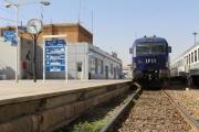 رشد ۳۲ درصدی جابجایی مسافر در اداره کل  راه آهن قم