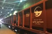تحویل اولین سری واگنهای لبه بلند به شرکت سینا ریل پارس