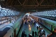 دلایل ازدحام عصر سه شنبه در ایستگاه راه آهن تهران