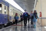 مذاکرات برای افزایش قطارهای مسافری به مقصد کشورهای حوزه سیآیاس (CIS) / آغاز به کار دوباره قطار تبریز به وان ترکیه
