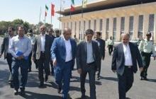 تاکید مدیرعامل راهآهن در بازدید از راهآهن آذربایجان بر اعتلای سطح خدمات ریلی