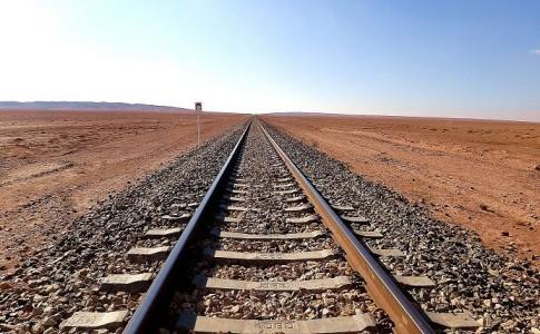 لارستان فارس به شبکه ریلی کشور متصل شد