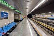 فعالیت ۱۰ مؤسسه خیریه به صورت ماهانه در متروي تهران