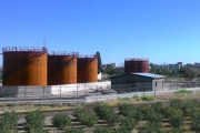 پیشرفت فیزیکی ۹۰ درصدی سایت سوخت رسانی جدید ایستگاه مشهد