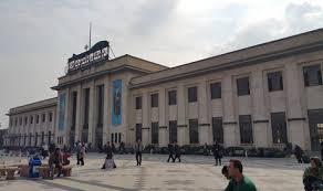 جانمايي ايستگاه دوم راهآهن تهران در محدوده جنوب غرب میدان آزادی