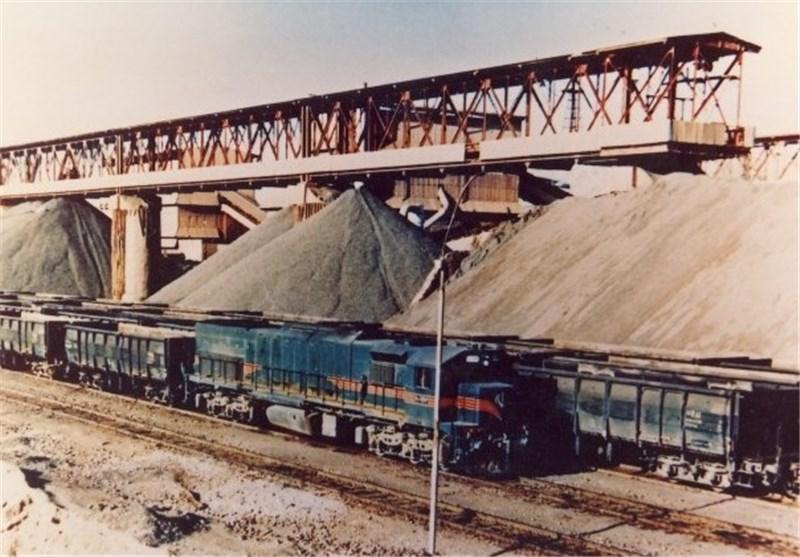 امضای تفاهم نامه بارگیری و جذب ۲.۵ میلیون تن گندله و سنگ آهن