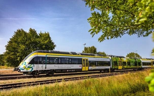 قطارهای باتری دار دوباره در آلمان احیا می شوند