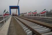 ساخت ۱۰۰۰ کیلومتر خط آهن در چند سال اخیر/ رکوردزنی با افتتاح ۵۳۰ کیلومتر خط ریلی در سال جاری