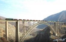 طرح استقرار سیستم حمل بار در راه آهن آذربایجان اجرا شد