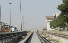 چهار خط از دومین ایستگاه راه آهن شمالشرق 1 به مدرن ترین خطوط ریلی تجهیز شد