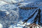 گزارش سفر؛ تهرانیها سوار بر قطار تاریخ به شمال میروند/ وهم انگیزترین تونل زمان /عبور سه خط طلا