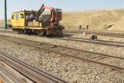 ۴۵ کیلومتر از مسیر راهآهن زاگرس بازسازی شد / راه اندازی موزه راهآهن ایستگاه اندیمشک