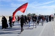 شلمچه مرز انحصاری تردد زائران اتباع خارجی / انتقال زائران با قطار ریل باس از خرمشهر به شلمچه