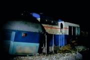 تصادف مرگبار قطار در هند