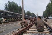 اتصال جادهها و راه آهن ۲ کره در آینده نزدیک