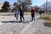 سفیر آلمان مسافر تاریخ راه آهن ایران شد | تصاویر تور سفارت آلمان از راه آهن