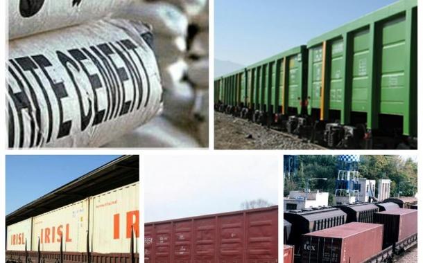 مدیرکل راه آهن تهران از حمل و بارگیری سیمان خبرداد