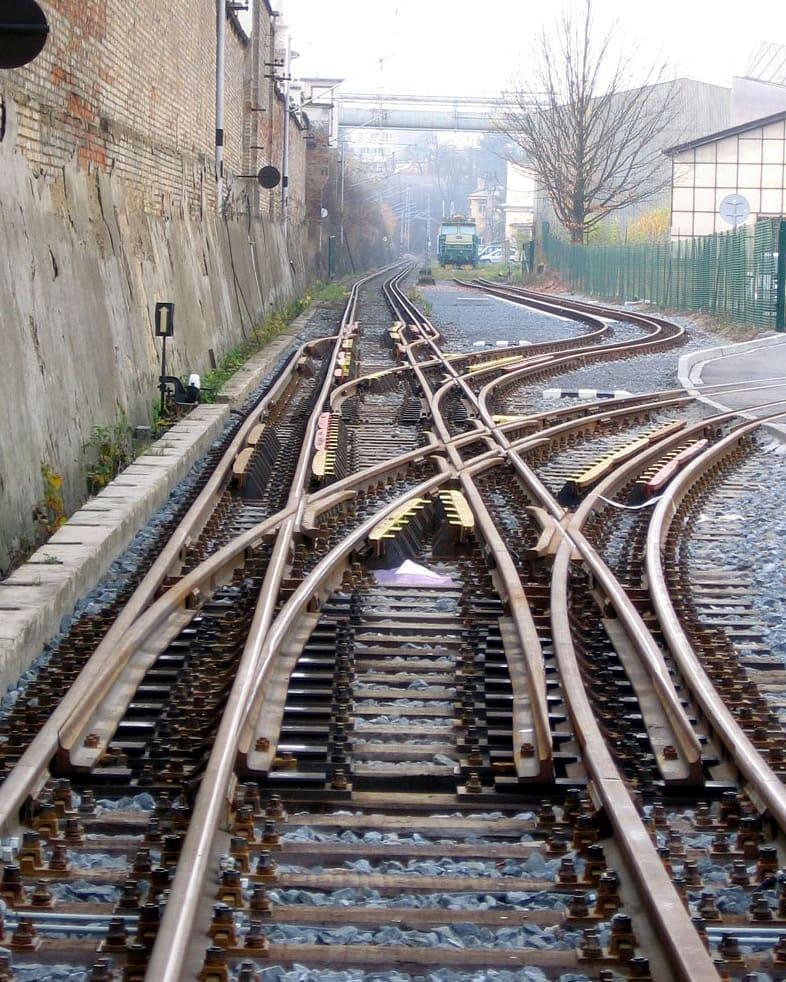 تاریخچه گیج (عرض خط) در راه آهن دنیا