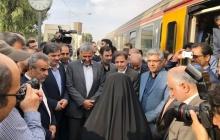 وزیر راه و شهرسازی وارد استان سمنان شد