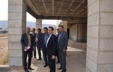 بازدید عضو هیأت مدیره راهآهن از ایستگاه شیراز / گزارش تصویری
