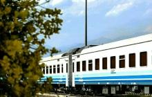 2 رام قطار فوق العاده زنجان – مشهد راه اندازی می شود