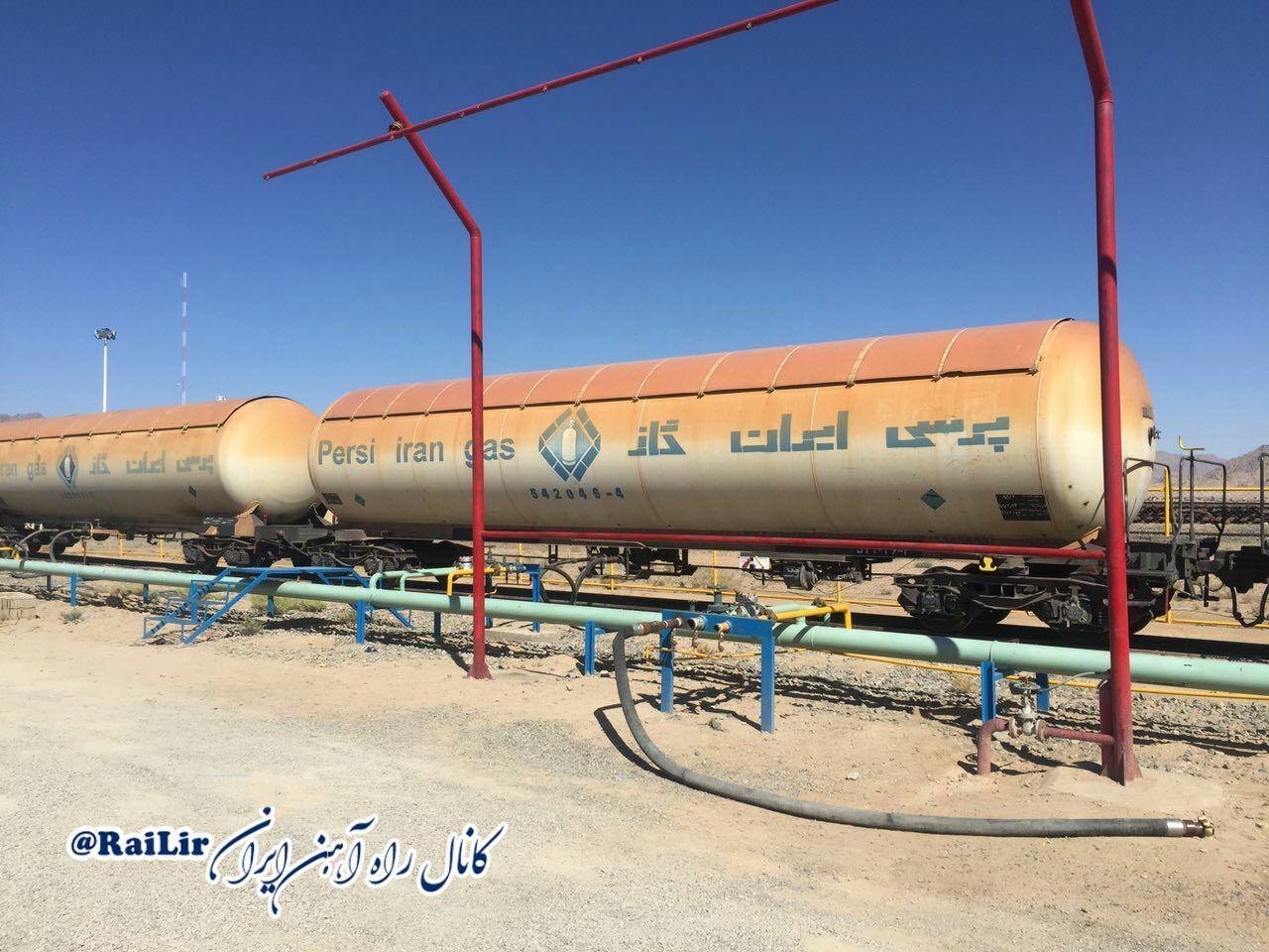 انتقال ریلی گاز مایع از زاهدان به پاکستان در دستور کار قرار می گیرد