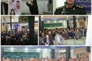 برگزاری یادواره شهدای راه آهن یزد