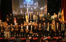معرفی نفرات برتر دوازدهمین دوره مسابقات قرآن کریم راه آهن