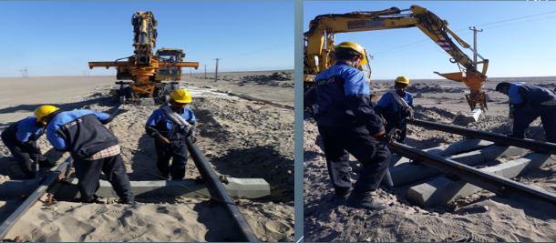 بازسازی بخشی از خط بلاک رودشور – شورگز