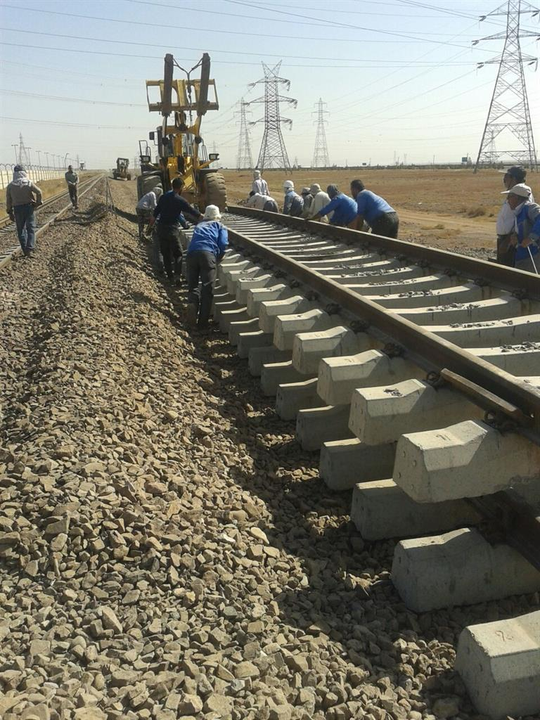 پیشرفت ۶۰ درصدی عملیات بازسازی و بهسازی بلاک ایستگاه جدایش به ایستگاه رباط کریم