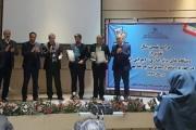 کسب مقام برتر و تندیس ارتقا بهره وری توسط اداره کل راه آهن اصفهان