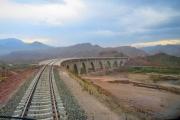 عملکرد موفقیت آمیز دولت برای توسعه حمل و نقل ریلی