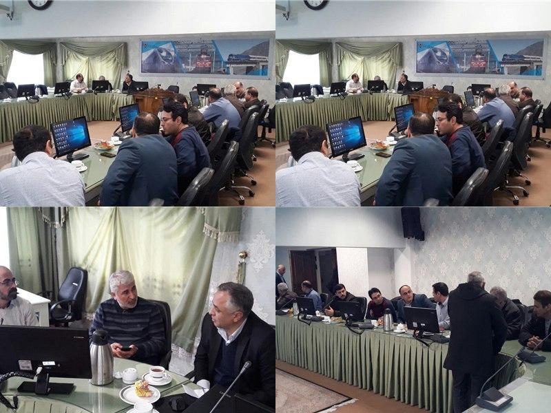 کارگاه آموزشی یک روزه رفتار سازمانی در اداره کل راه آهن آذربایجان برگزارشد