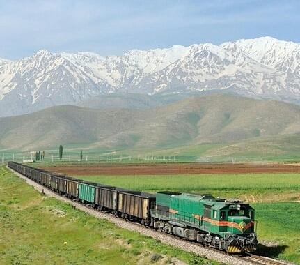 افزایش دو برابری ظرفیت پذیرش واگن های وارداتی و صادراتی در گمرک غرب راه آهن تهران