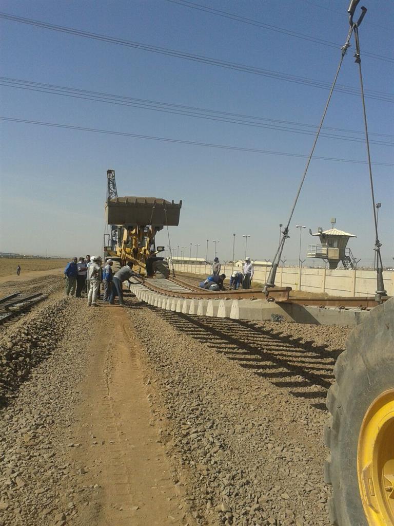 تمایل هندیها برای تکمیل راهآهن چابهار- زاهدان