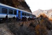 روستاییان سوادکوهی از قطار گردشگری منتفع می شوند