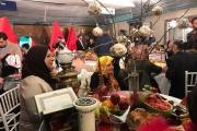 ویژه برنامه یلدای سپید در شهر زیر زمینی پایتخت برگزار شد