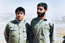 شهید علیرضا نوری، قائممقام لشکر ۲۷ محمد رسولالله (ص) در اصل یکی از کارکنان راهآهن بود که به سپاه مأمور شده بود