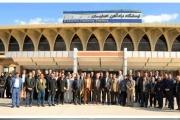 پنجمین کارگاه آموزشی رؤسای ادارات تدارکات و پشتیبانی ستاد و مناطق راه آهن ج.ا.ا برگزار شد.