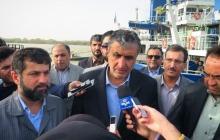 تاکید وزیر راه و شهرسازی بر توسعه خطوط ریلی استان خوزستان