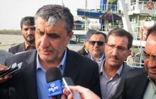 اولویت وزارت راه اتصال استان بوشهر به شبکه ریلی کشور است